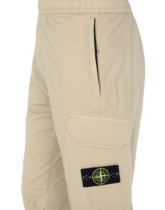13405085rt - PANTS - 5 POCKETS STONE ISLAND