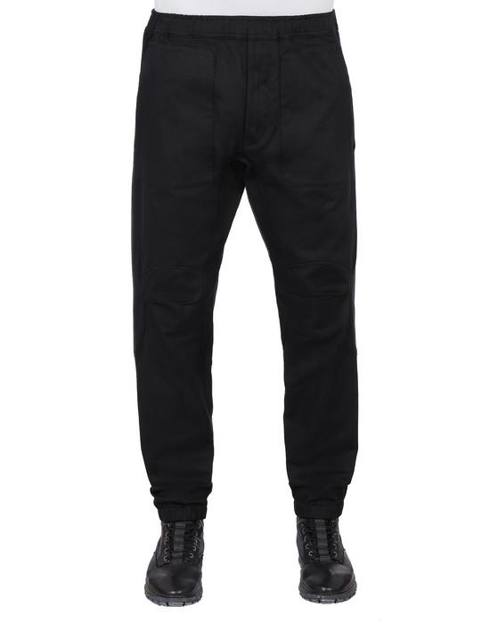 STONE ISLAND 30405 Pants Man Black