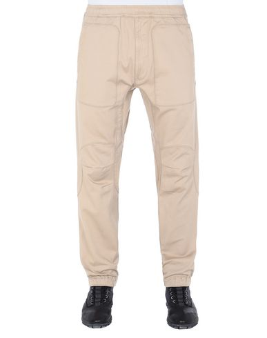 STONE ISLAND 30405 Pants Man Dark Beige USD 222