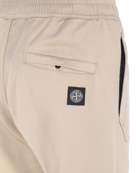 13405094vj - TROUSERS - 5 POCKETS STONE ISLAND