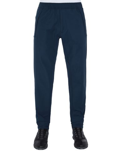 STONE ISLAND 30206 Pants Man Marine Blue USD 232