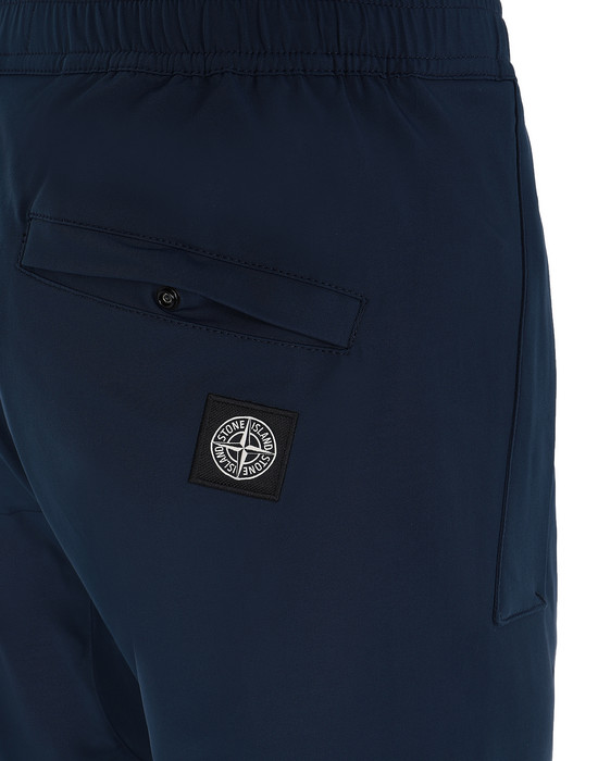 13405105gw - TROUSERS - 5 POCKETS STONE ISLAND