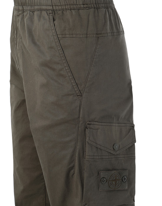 13405110gp - PANTS - 5 POCKETS STONE ISLAND