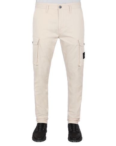 STONE ISLAND 31814 Pants Man Beige USD 338