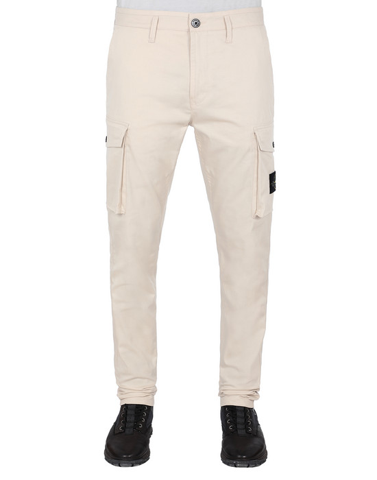 Trousers Man 31814 Front STONE ISLAND