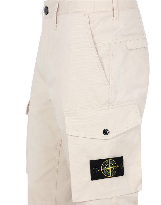 13405119ib - TROUSERS - 5 POCKETS STONE ISLAND