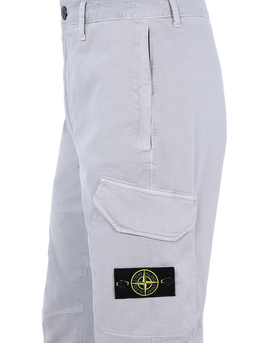 13405123le - TROUSERS - 5 POCKETS STONE ISLAND