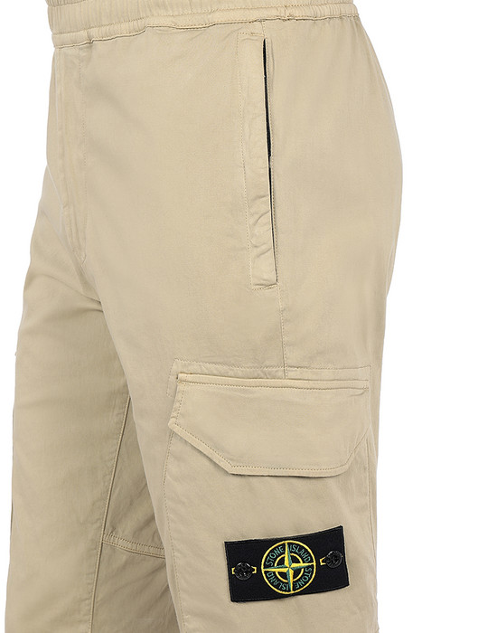 13405130mc - TROUSERS - 5 POCKETS STONE ISLAND