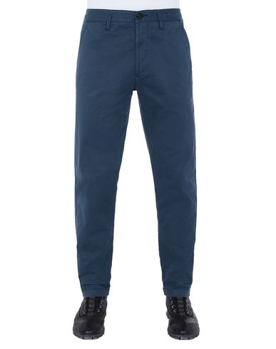 STONE ISLAND 31519 Pants Man Marine Blue USD 151
