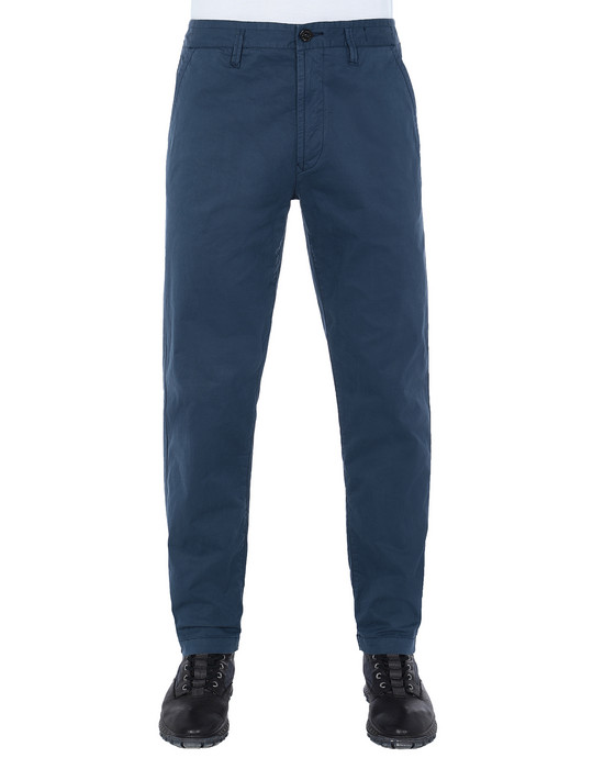 STONE ISLAND 31519 Trousers Man Marine Blue