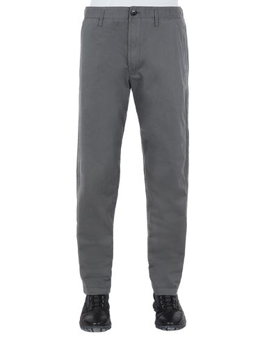 STONE ISLAND 31519 Pants Man Blue Grey EUR 161