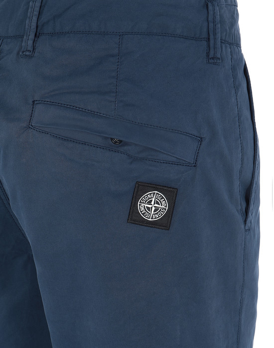 13405138fs - TROUSERS - 5 POCKETS STONE ISLAND