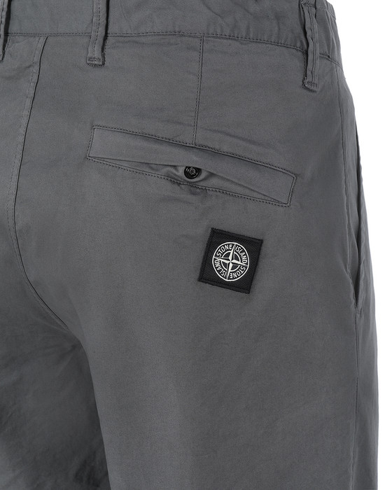 13405138sv - PANTS - 5 POCKETS STONE ISLAND