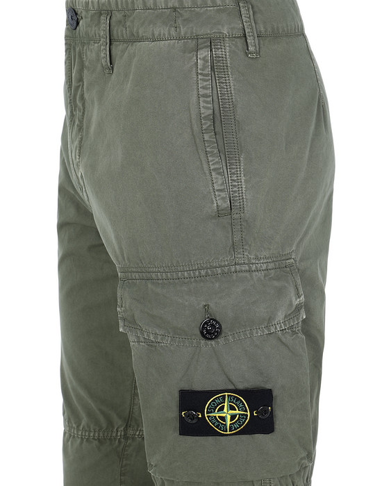 13405145kl - TROUSERS - 5 POCKETS STONE ISLAND