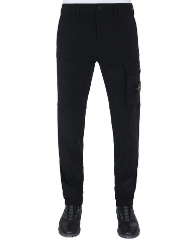 STONE ISLAND 31206 Trousers Man Black EUR 279
