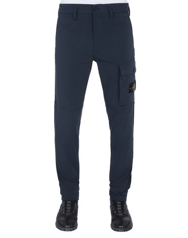 STONE ISLAND 31206 Trousers Man Blue EUR 263