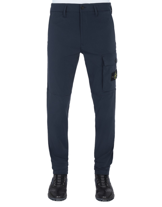 STONE ISLAND 31206 Trousers Man Blue