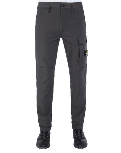 STONE ISLAND 31206 Pants Man Blue Grey USD 368