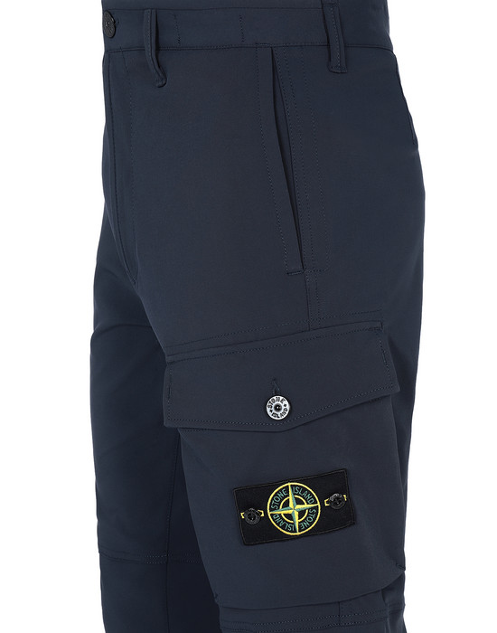 13405158jt - PANTS - 5 POCKETS STONE ISLAND