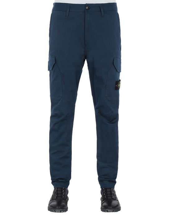 STONE ISLAND 31305 Trousers Man Marine Blue