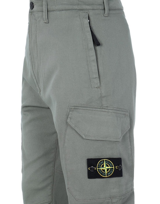13405163th - TROUSERS - 5 POCKETS STONE ISLAND