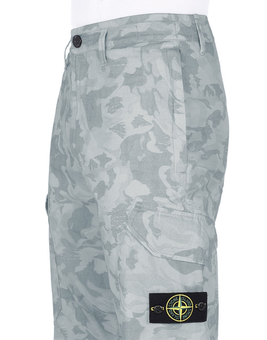 13405165qx - TROUSERS - 5 POCKETS STONE ISLAND