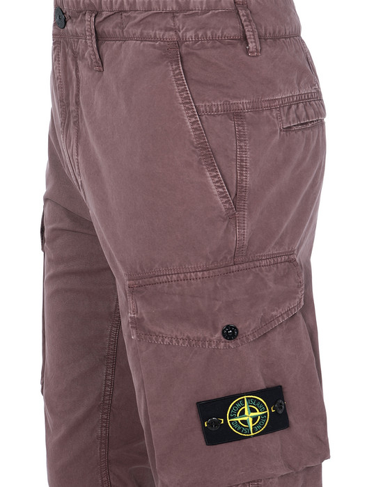 13405169cb - TROUSERS - 5 POCKETS STONE ISLAND