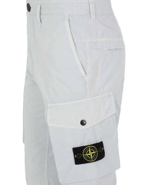 13405169ko - TROUSERS - 5 POCKETS STONE ISLAND