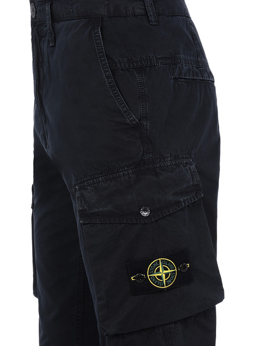13405169vh - TROUSERS - 5 POCKETS STONE ISLAND