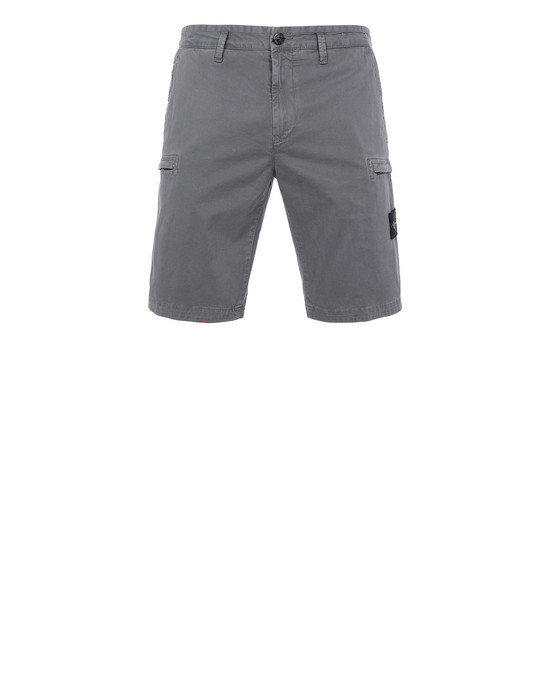 Bermuda shorts Man L0504 T.CO+OLD Front STONE ISLAND