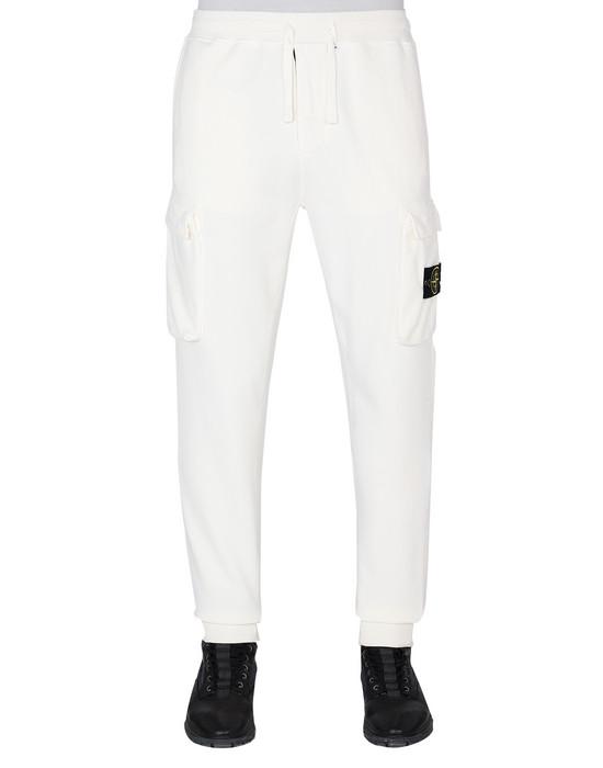 Fleece Pants Man 63251 Front STONE ISLAND