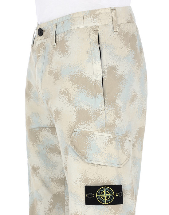 13405317gw - TROUSERS - 5 POCKETS STONE ISLAND