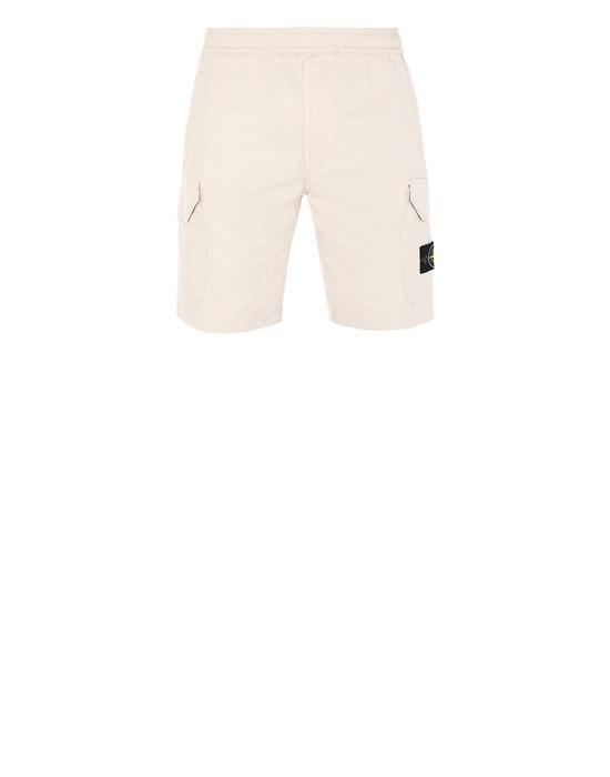 Bermuda shorts Man L0814 Front STONE ISLAND