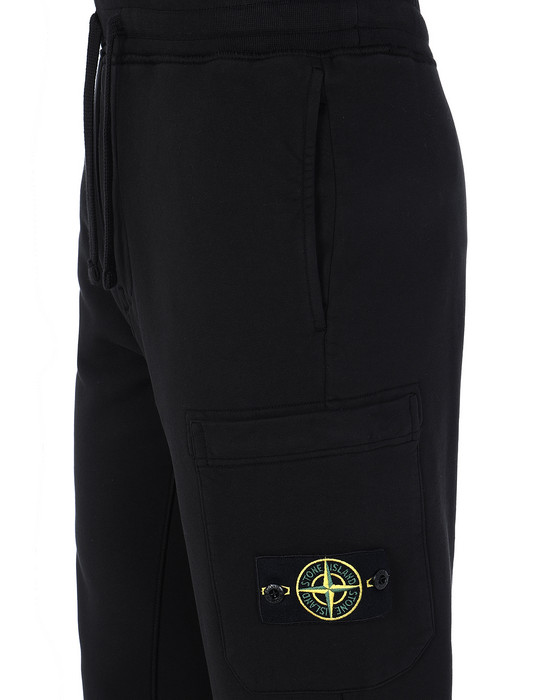 13405391qa - PANTS - 5 POCKETS STONE ISLAND