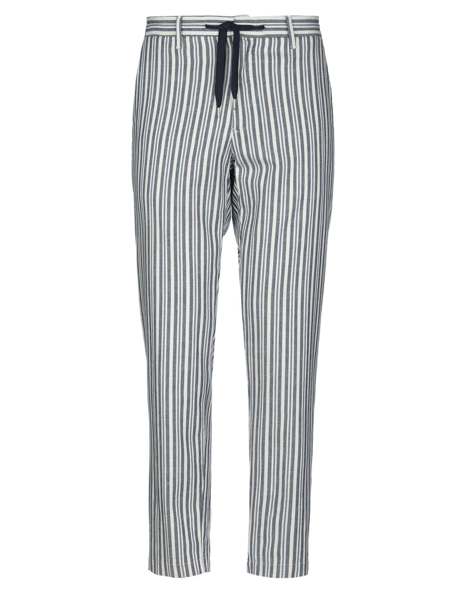 《期間限定セール開催中!》DOUBLE EIGHT メンズ パンツ ダークブルー 52 コットン 99% / ポリウレタン 1%