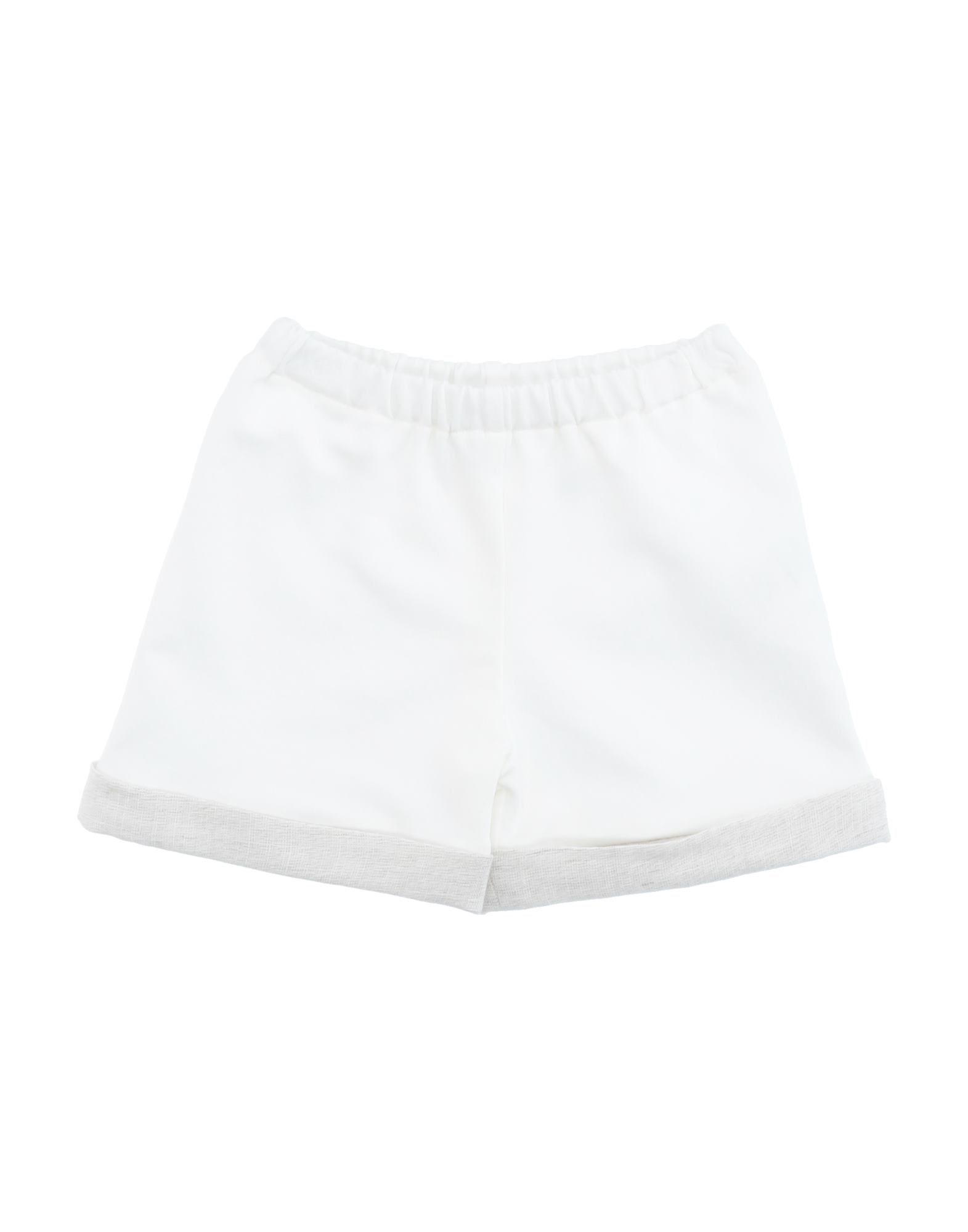 Filobio Kids' Bermudas In White