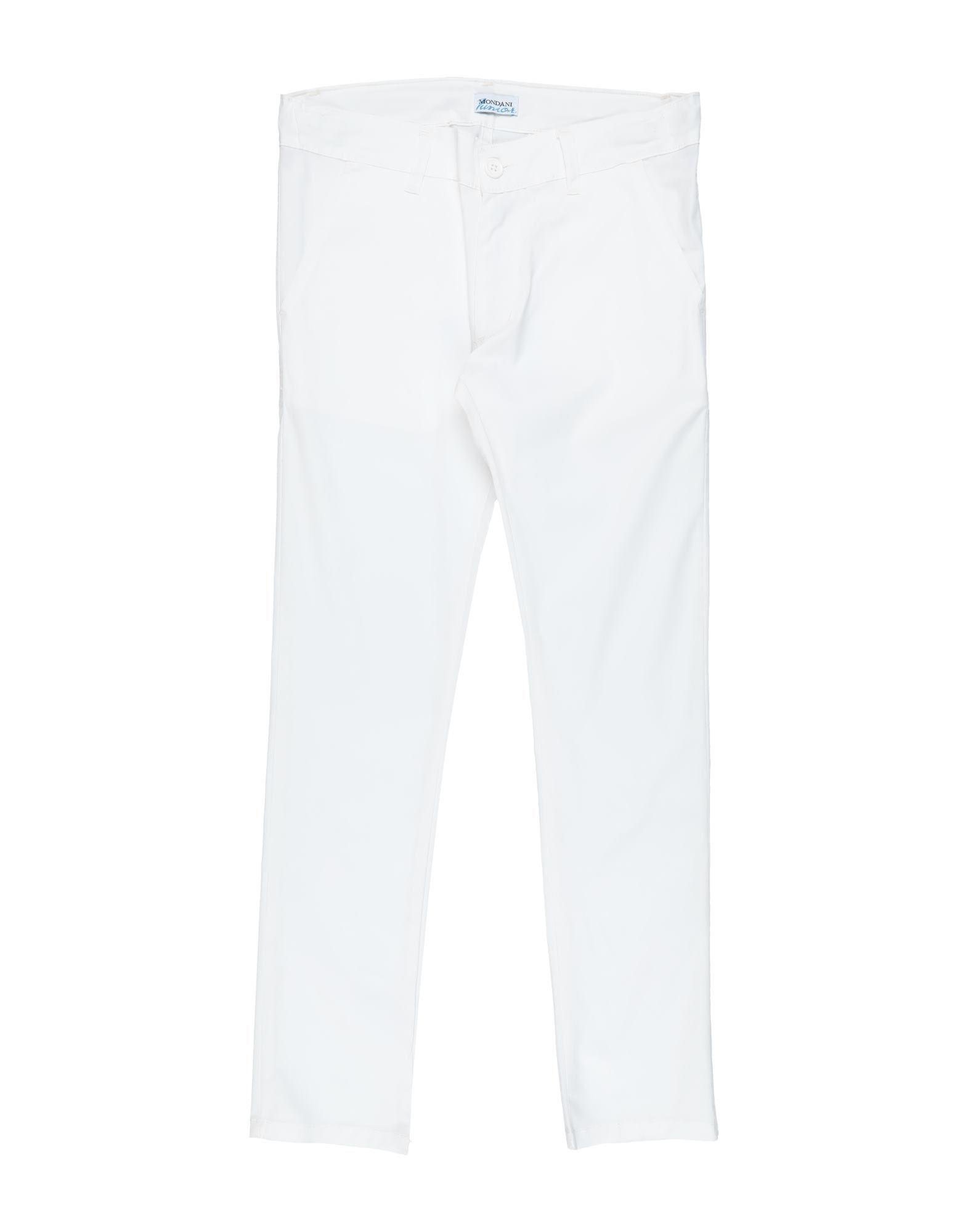 Mondani Junior Kids' Casual Pants In White