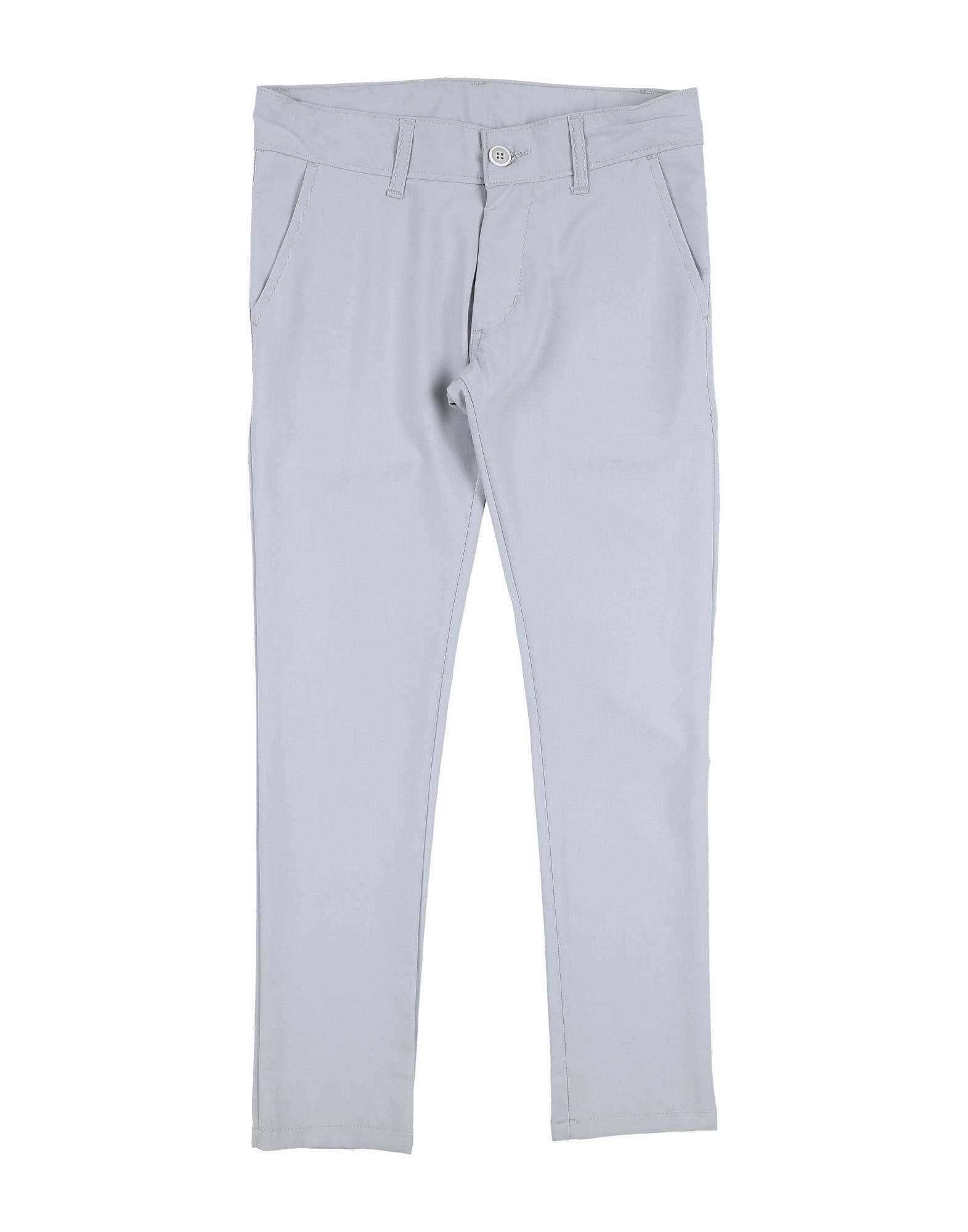 Frank Lin Urban Chic Kids' Casual Pants In Gray