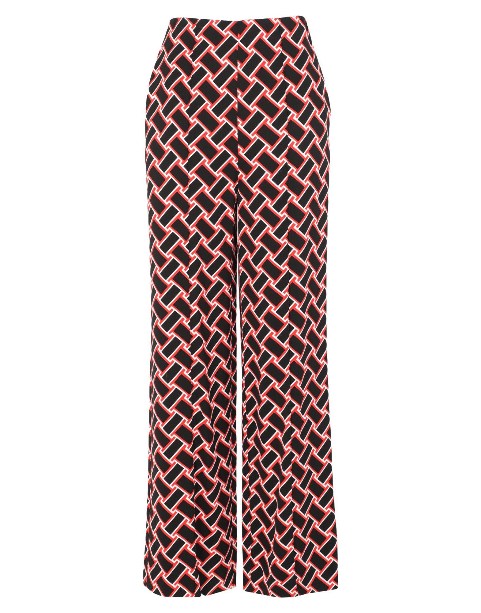 DIANE VON FURSTENBERG Повседневные брюки кимоно diane von furstenberg diane von furstenberg di001ewghwy4