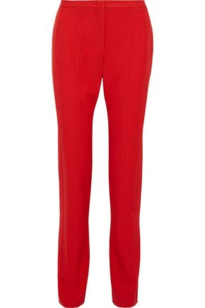 NARCISO RODRIGUEZ Wool-twill slim-leg pants