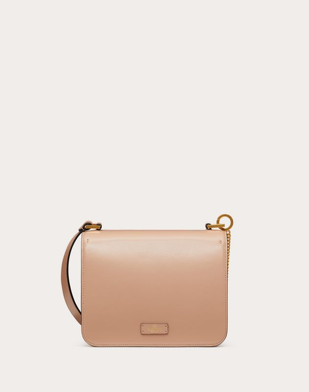 VSLING shoulder bag in smooth calfskin leather.