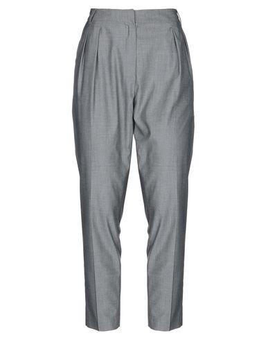 Фото - Повседневные брюки от LES COYOTES DE PARIS серого цвета