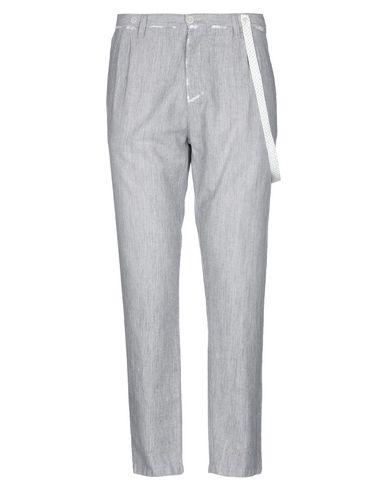 Купить Повседневные брюки от GEAN.LUC серого цвета