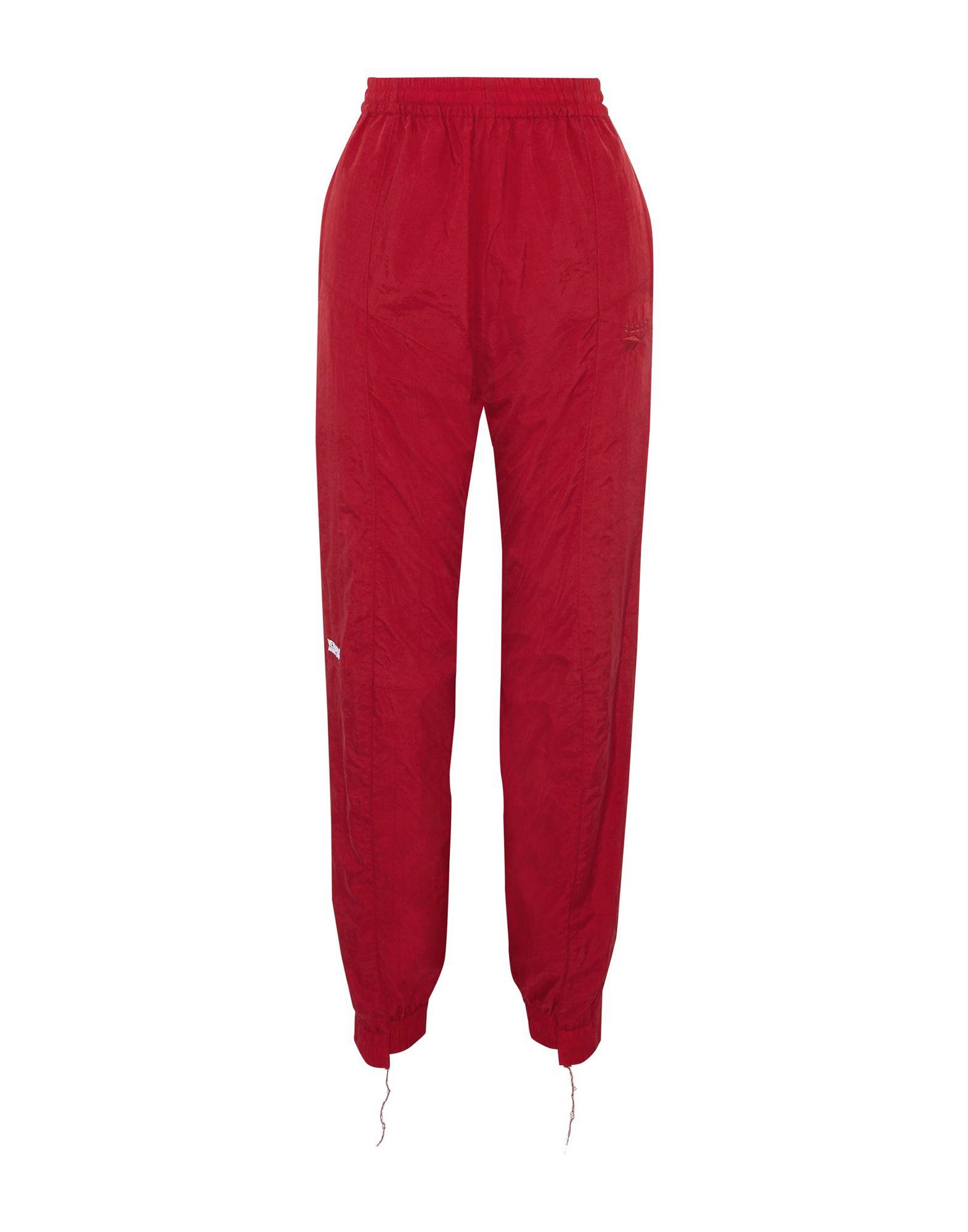 REEBOK x VETEMENTS Повседневные брюки брюки спортивные reebok reebok re160ewhwfs3