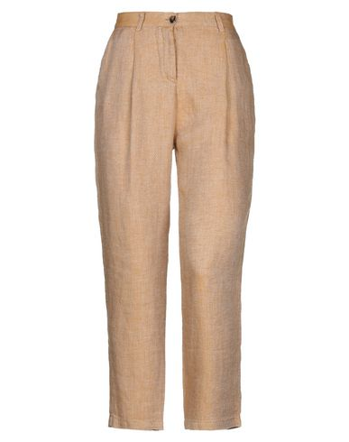 Фото - Повседневные брюки от ZHELDA цвет охра