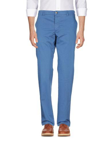 Фото 2 - Повседневные брюки от BROOKSFIELD синего цвета