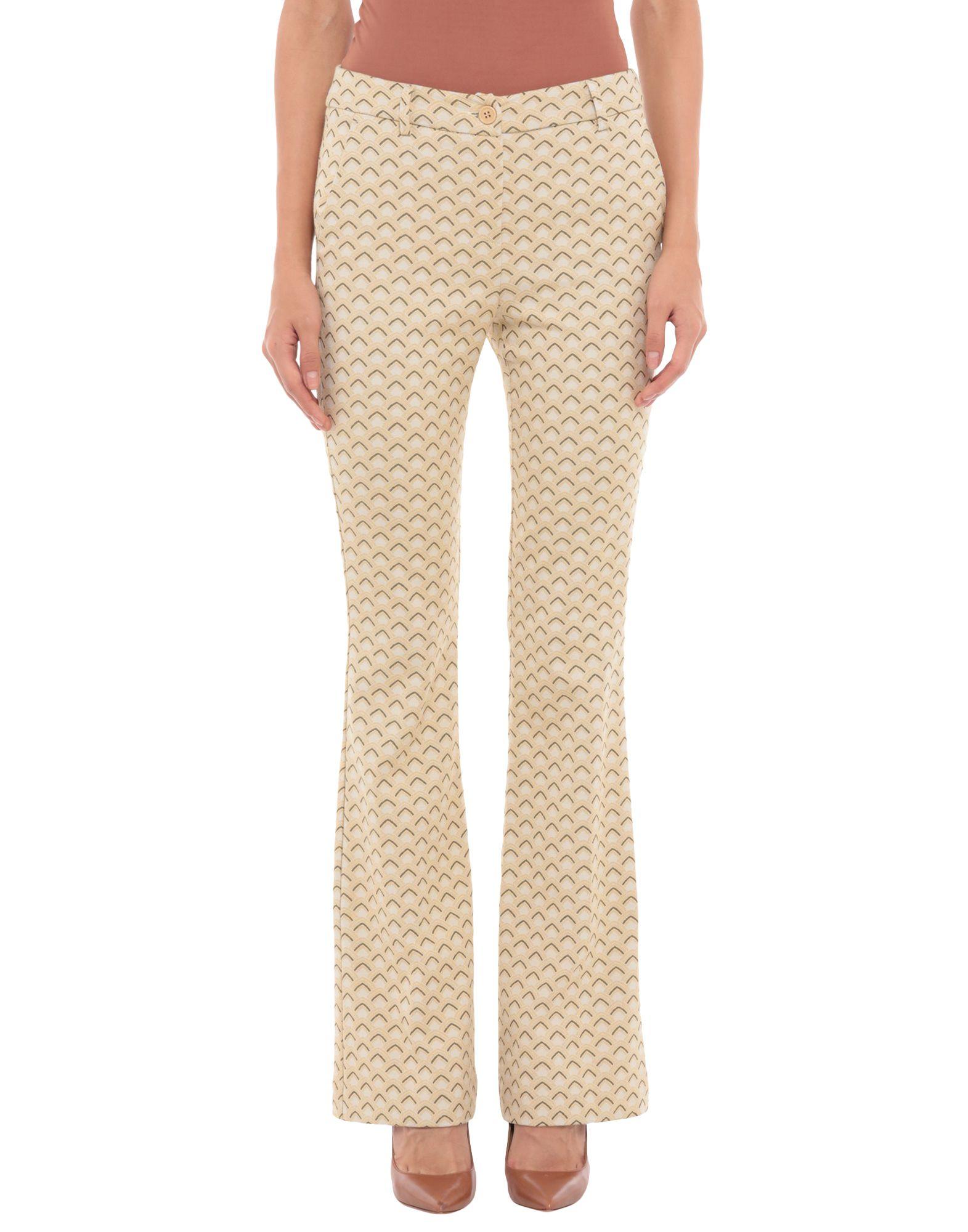 GRETHA Milano Повседневные брюки