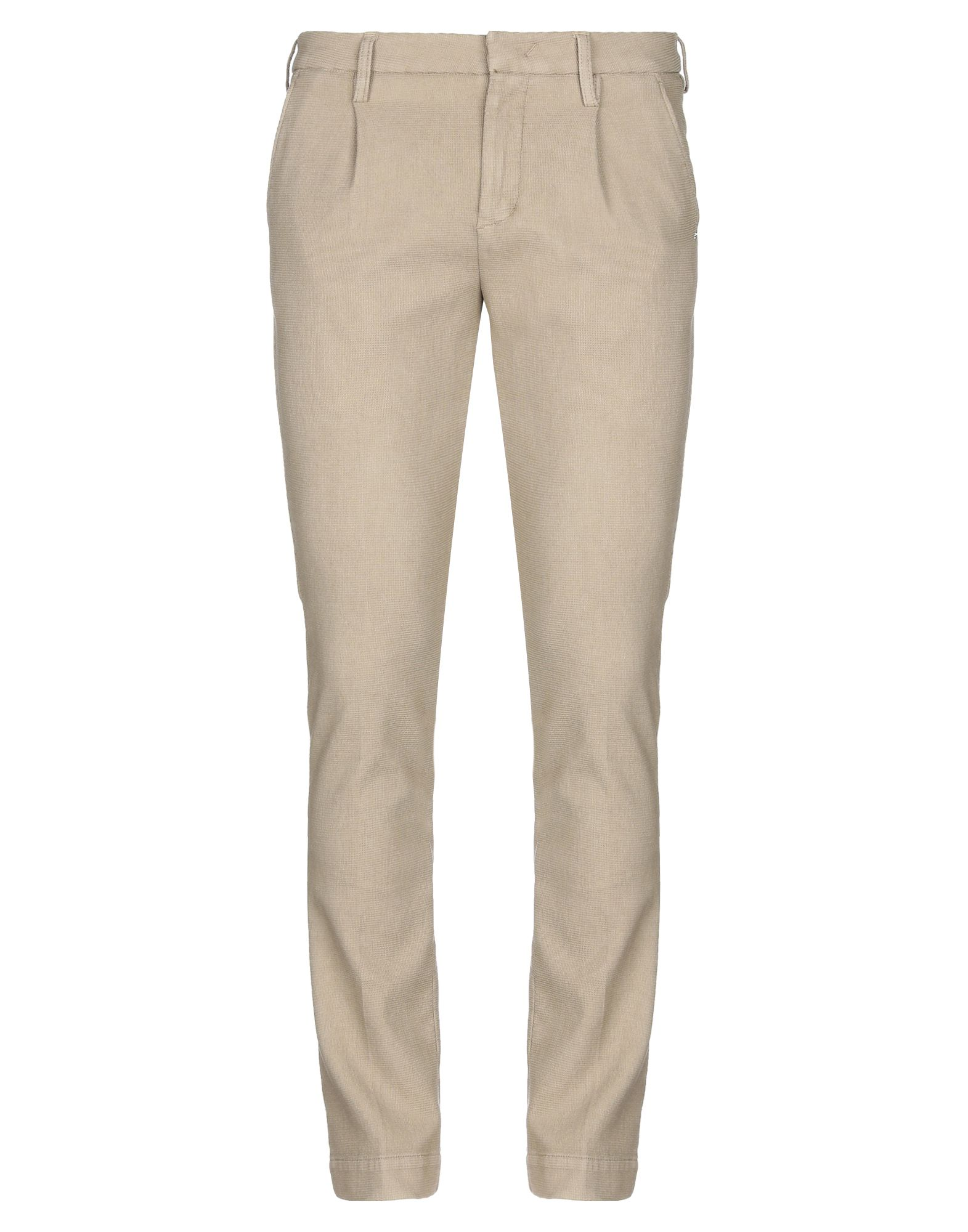 《セール開催中》ENTRE AMIS メンズ パンツ サンド 32 コットン 80% / ポリエステル 18% / ポリウレタン 2%
