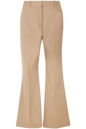 3.1 PHILLIP LIM Wool-blend flared pants