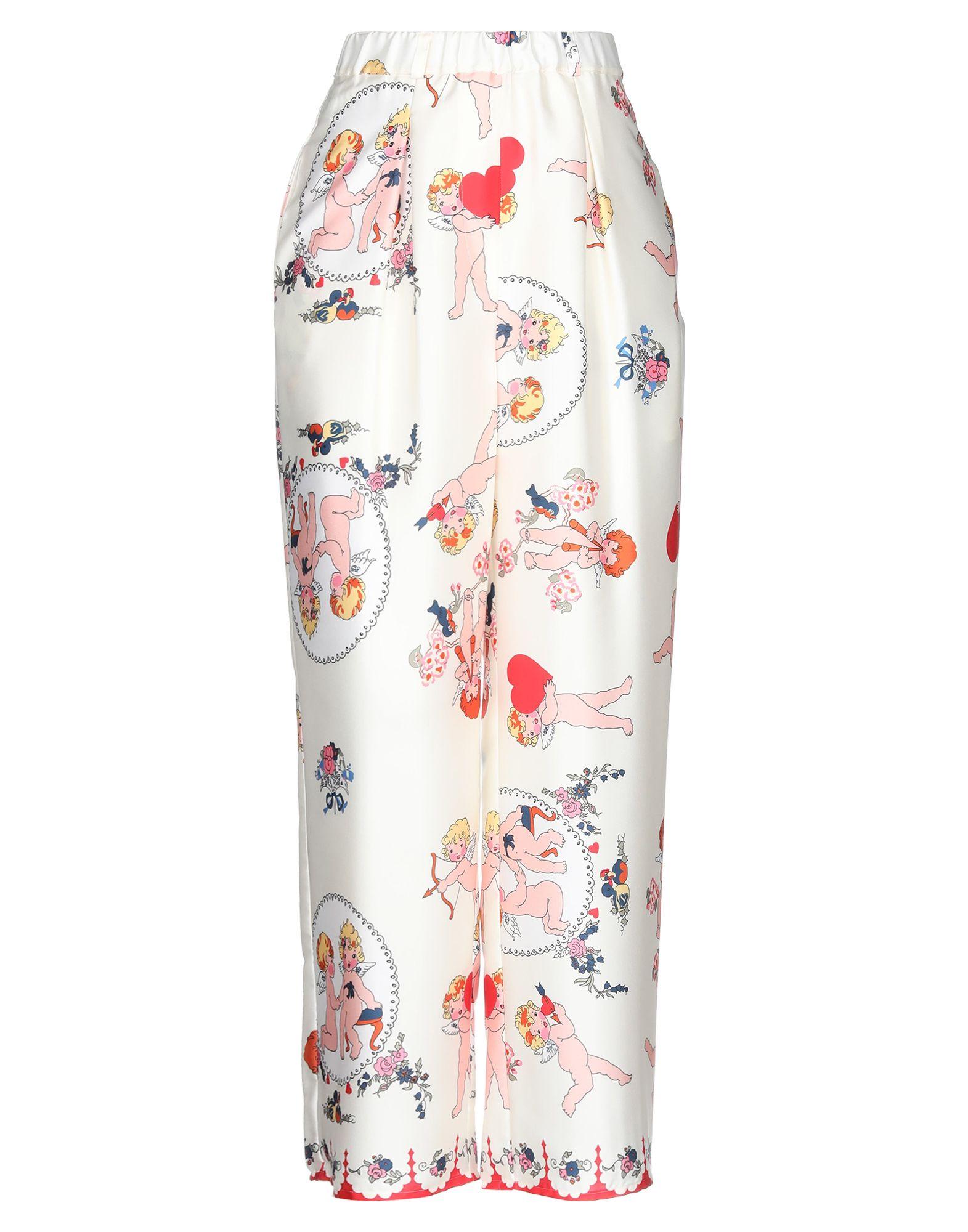 ROSE' A POIS Повседневные брюки